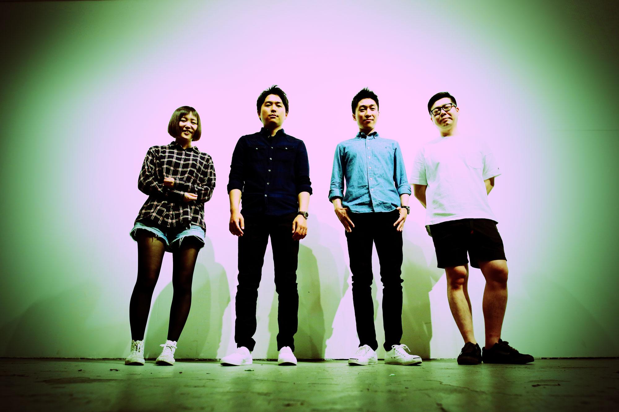 DENOMI,デノミ,でのみ,北九州,バンド,band